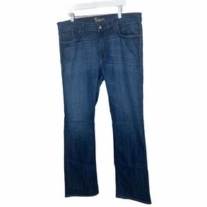 Fidelity 5011 Relaxed Fit Straight Diego Dark Jean